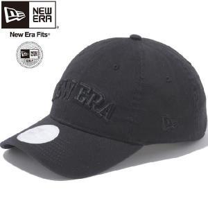 ニューエラ 920キャップ ゴルフ コットン ブラック ブラック New Era 920 Cap Golf Cotton Black Black|cio