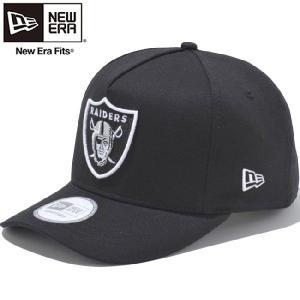 ニューエラ ディーフレームトラッカーキャップ オークランド レイダース ブラック スノーホワイト New Era D-Frame Trucker Cap Oakland Raiders Black White|cio