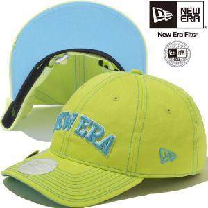 ニューエラ 920キャップ ゴルフ オンパー ツイルコットン アンダーバイザー サイバーグリーン New Era 920 Cap Golf On Par Cotton Under Visor Cyber Green|cio