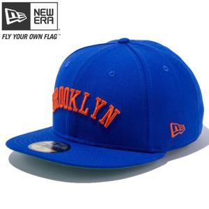 ニューエラ 5950キャップ オレンジロゴ ブルックリン ブライトロイヤル グリルドオレンジ New Era 59FIFTY Cap Orange Logo Brooklyn Bright Royal Orange|cio