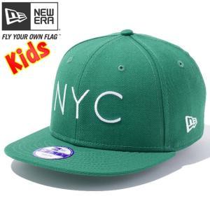ニューエラ 950 スナップバック キッズ キャップ ニューヨークシティ ケリー スノーホワイト New Era 9Fifty Snap Back Kids Cap New York City Kelly White|cio