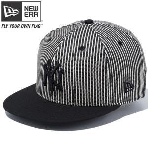 ニューエラ 950 スナップバック キャップ ニューヨーク ヤンキース ブラックヒッコリー New Era 9FIFTY Snap Back Cap New York Yankees Black Hickory|cio