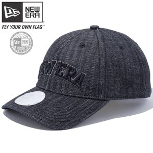 ニューエラ 920キャップ オン パー ゴルフ ヘリンボーンデニム ブラック ヘリンボーンデニム ブラック ダークグレー ブラック New Era 9Twenty Cap Golf|cio