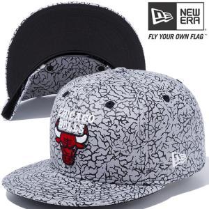 ニューエラ 950 スナップバック キャップ NBA シカゴブルズ オールオーバー エレファントプリント ホワイト New Era 9FIFTY NBA Chicago Bulls Elephant Print|cio