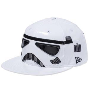 スターウォーズ×ニューエラ 5950キャップ オールオーバー ストームトルーパー ホワイトエナメル STAR WARS×New Era 59FIFTY Cap All Over Stormtrooper White cio