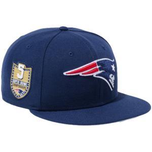 ニューエラ 950 スナップバック キャップ NFLカスタム ニューイングランドペイトリオッツ オーシャンサイドブルー New Era 9FIFTY Snapback Cap NFL Custom|cio