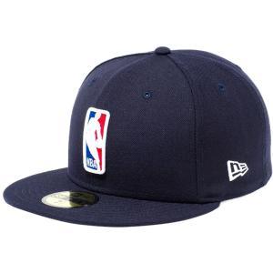 ニューエラ 5950キャップ マルチロゴ NBA ロゴマン ネイビー スノーホワイト ラディアントレッド ロイヤル New Era 59FIFTY Cap Multi Logo NBA Logo Man Navy|cio