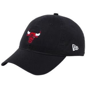 ニューエラ 920キャップ クローズストラップ シカゴブルズ ブラック スノーホワイト フロントドアレッド New Era 9TWENTY Cap Cloth Strap Chicago Bulls Black|cio