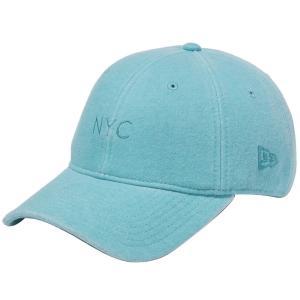 ニューエラ 930キャップ スウェット ニューヨークシティ NYC イタリアンウォッシュ グリーン New Era 9THIRTY Cap Sweat New York City NYC Italian Wash Green|cio