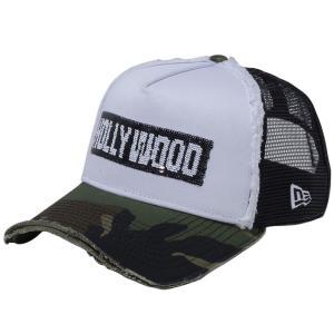 ニューエラ 940キャップ スナップバック エーフレームトラッカー リバーシブルシークインド ハリウッド ホワイト New Era 9FORTY Reversible Hollywood|cio