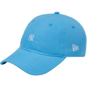 ニューエラ 930キャップ ニューヨークヤンキース ネオン ネオンブルー スノーホワイト New Era 9THIRTY Cap New York Yankees Neon Neon Blue Snow White|cio
