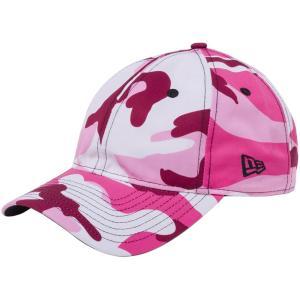 ニューエラ 920キャップ クローズストラップ カラーカモ ピンクカモプリント ブラック New Era 9TWENTY Cap Cloth Strap Color Camo Pink Camo Print Black|cio