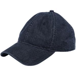 ニューエラ 920キャップ クローズストラップ ツートーンカラーストラップ ブラックデニム ブラック New Era 9TWENTY Cap Cloth Strap 2Tone Color Strap Black|cio