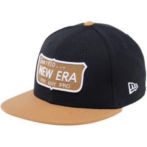 ニューエラ 950 スナップバック キッズキャップ ニューエラ オールドロゴ ブラック  New Era 9FIFTY Snap Back Kids Cap New Era Old Logo Black|cio