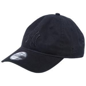 ニューエラ 920キャップ クローズストラップ MLBカスタム ニューヨークヤンキース ブラック New Era 9TWENTY Cap Cloth Strap MLB Custom New York Yankees cio
