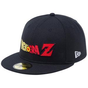 ドラゴンボールZ×ニューエラ 5950キャップ マルチロゴ ニューエラZ ブラック マルチカラー ホワイト DRAGON BALL Z×New Era 59FIFTY Cap Multi Logo NewEra Z|cio