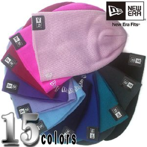 ニューエラ ニットキャップ ロングニット ダークカラー New Era Knit Cap Long Knit Dark Color|cio