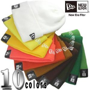ニューエラ ニットキャップ カフニット ライトカラー New Era Knit Cap Cuff Knit Light Colors|cio