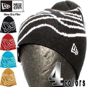 ニューエラ ニットキャップ ビルボード ベーシックビーニー ビッグフラッグ 4カラーズ New Era Knit Cap Billboard Basic Beanie Big Flag 4colors|cio