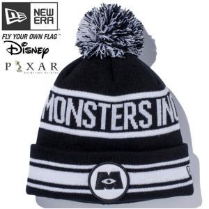 モンスターズインク×ニューエラ ニットキャップ ポンポンニット モンスターズインク Monsters Inc×New Era Knit Cap Pom Pon Knit Monsters Inc|cio