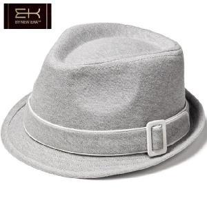 イーケーバイニューエラ ハット ザ トリルビー スウェット スウェットバンド ヘザーグレー EK by New Era Hat The Trilby Sweat Sweat band Heather Gray(Grey)|cio
