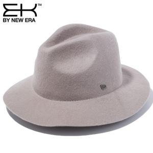 イーケーバイニューエラ ハット ザ NE ブロードウェイ グレー グレー シルバー EK By New Era Hat The NE Broadway Gray Gray Silver|cio