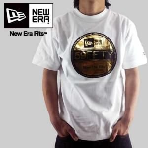 【SALE】ニューエラ S/S Tシャツ HCS バイザー ステッカー ホワイト New Era SS TEE HCS VISOR STICKER White cio