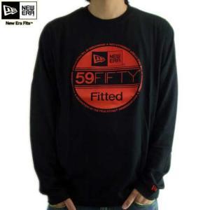 ニューエラ L/S Tシャツ コア ベーシック ロングスリーブ ティー ブラック/レッド New Era L/S TEE Shirts CORE BASICS LONG SLEEVE TEE Black/Red|cio
