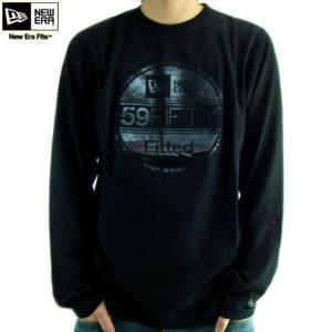ニューエラ L/S Tシャツ コア ベーシック ロングスリーブ ティー ブラック/ブラック New Era L/S TEE Shirts CORE BASICS LONG SLEEVE TEE Black/Black|cio