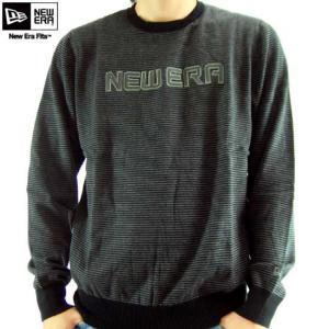 ニューエラL/S Tシャツ テラス ブラック/チャコール New Era L/S TEE TERRACE Black/Charcoal|cio