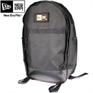 ニューエラ バッグ リュックサック デイパック ブラック New Era Bag Day Pack Black|cio