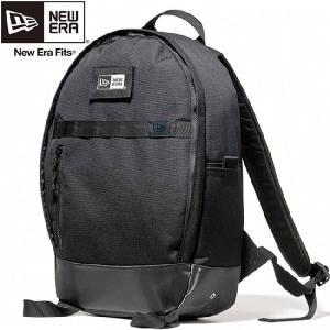 ニューエラ バッグ リュックサック デイパック コーデュラ ブラック New Era Bag Day Pack Cordura Black|cio