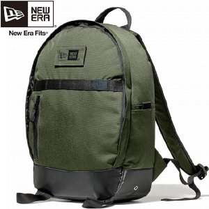 ニューエラ バッグ リュックサック デイパック コーデュラ アーミーグリーン New Era Bag Day Pack Cordura Army Green|cio