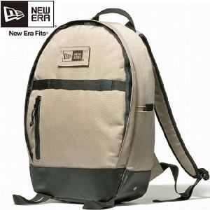 ニューエラ バッグ リュックサック デイパック コーデュラ サンドベージュ New Era Bag Day Pack Cordura Sand Beige|cio