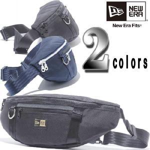 ニューエラ バッグ ウエストバッグ カラーシリーズ  2カラーズ New Era Bag Waist Bag Color Series 2Colors cio