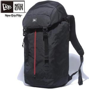 ニューエラ バッグ リュックサック ラックサック ブラック ブラック ホワイト New Era Bag Rucksack Black Black White|cio