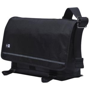 ニューエラ バッグ メッセンジャーバッグ ブラック ホワイト New Era Bag Messenger Bag Black White|cio
