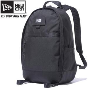 ニューエラ バッグ リュックサック デイパック ブラック ホワイト New Era Bag Day Pack Black White|cio