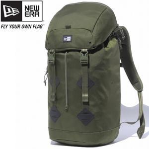 ニューエラ バッグ リュックサック ラックサック アーミーグリーン ホワイト New Era Bag Rucksack Army Green White|cio