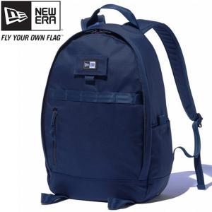 ニューエラ バッグ リュックサック デイパック ネイビー ホワイト New Era Bag Day Pack Navy White|cio