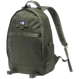 ニューエラ バッグ リュックサック デイパック アーミーグリーン ホワイト New Era Bag Day Pack Army Green White|cio