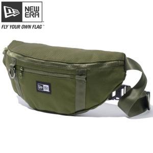 ニューエラ ウエストバッグ アーミーグリーン New Era Waist Bag Army Green cio