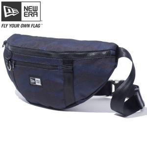 ニューエラ ウエストバッグ タイガーストライプカモネイビー ブラック New Era Waist Bag Tiger Stripe Camo Navy Black cio