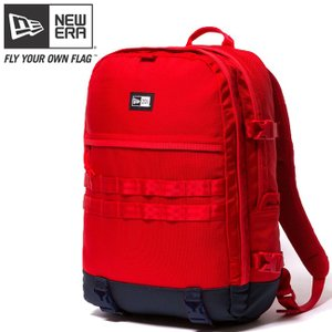 ニューエラ バッグ リュックサック スマートパック レッド ネイビー ホワイト New Era Bag Back Pack Smart Pack Red Navy White|cio