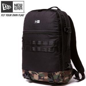 ニューエラ バッグ リュックサック スマートパック ブラック ウッドランドカモ ホワイト New Era Bag Back Pack Smart Pack Black Woodland Camo White cio