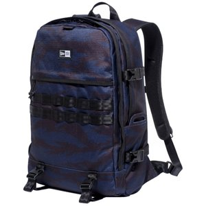 ニューエラ バッグ リュックサック スマートパック タイガーストライプカモネイビー ブラック ホワイト New Era Bag Back Pack Smart Pack Tiger Stripe Camo|cio