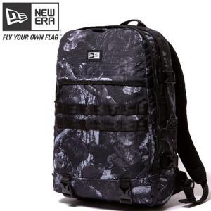 ニューエラ バッグ リュックサック スマートパック ダークナイトツリー ブラック ホワイト New Era Bag Back Pack Smart Pack Dark Night Tree Black White cio