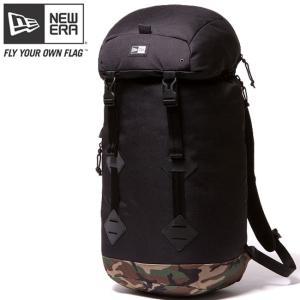 ニューエラ バッグ リュックサック ラックサック ブラック ウッドランドカモ ホワイト New Era Bag Back Pack Rucksack Black Woodland Camo White|cio