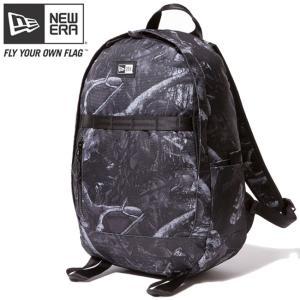 ニューエラ バッグ リュックサック デイパック ダークナイトツリー ブラック ホワイト New Era Bag Back Pack Day Pack Dark Night Tree Black White|cio