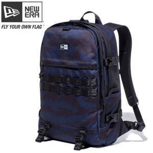 ニューエラ バッグ リュックサック スマートパック タイガーストライプカモネイビー ブラック New Era Bag Back Pack Smart Pack Tiger Stripe Camo Navy|cio